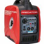 Kaj lahko agregat Predator 2000 ponudi?